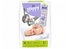 Bella Happy Baby Sanitary pads 90 x 60 cm 5 pieces