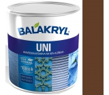 Balakryl Uni Mat 0245 Dark brown universal paint for metal and wood 700 g