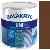 Balakryl Uni Mat 0245 Light brown universal paint for metal and wood 0.7 kg
