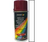 Motip Škoda Acrylic Car Paint Spray SD 1026 White Candy 150 ml