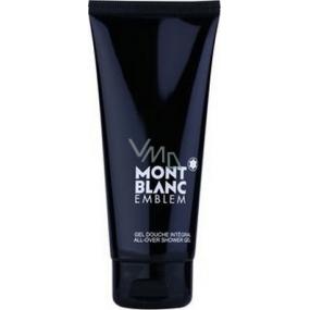 Montblanc Emblem Shower Gel for Men 100 ml Tester