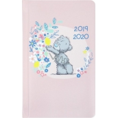 Albi Diary from September 2019 to July 2020 pocket weekly student Me to You 15.5 x 9.5 x 1.2 cm