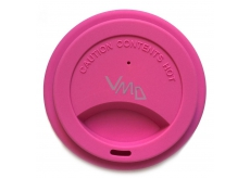 Jack N Jill BIO Silicone lid pink 8.7 x 1.8 cm