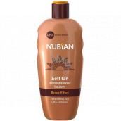Nubian Self tan Bronze Effect self tanning body balm 200 ml