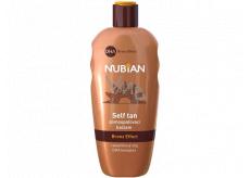 Nubian Self tan Bronze Effect self tanning body balm 200 ml