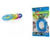 Trixline Mosquito Repellent bracelet - mosquito repellent Lemongrass 1 piece, TR 249 random color selection