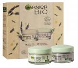 Garnier Bio Lavandin anti-wrinkle day cream 50 ml + Bio Lavandin anti-wrinkle night cream 50 ml, cosmetic set