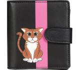 Albi Original Wallet small Cat 10 x 11 cm