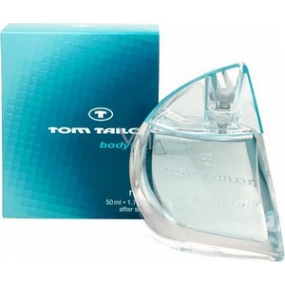Tom Tailor Bodytalk Men voda po holení 50 ml