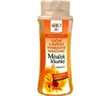 Bione Cosmetics Marigold medical moisturizing two-phase eye and skin make-up remover 255 ml