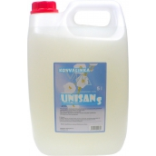 Unisans Lily of the valley antimicrobial liquid soap 5 l