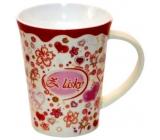 Nekupto Gift Center Mug From Love DC5 NDA 006 11 x 9 x 6,2 cm
