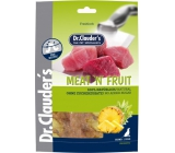 Dr. Clauders Meat Fruit Chicken and pineapple dried meat for dogs 80 g