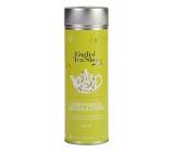 Česky Tea Shop Bio Lemon grass, ginger and citrus 15 pieces of biodegradable pyramids of tea in a recyclable tin jar 30 g, gift set