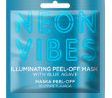 Marion Neon vibes Peel-off brightening peeling face mask 8 g