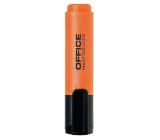 Office Highlighter track width 2 - 5 mm orange