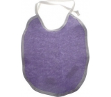 Baby Farlin bibbed terry cloth different colors 1 piece
