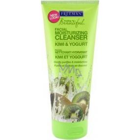 Freeman Feeling Beautiful Kiwi and Yogurt Cleansing Facial Cream 150 ml