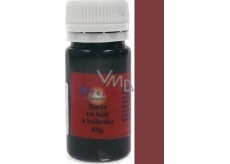 Art e Miss Leather color for leatherette and similar materials, flexible water-soluble 22 coffee 40 g