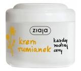 Ziaja Heřmánek pleťový hydratační krém bez parfemace 100 ml