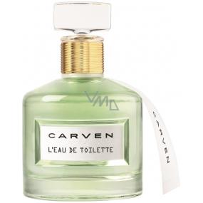 Carven L Eau de Toilette Eau de Toilette for Women 100 ml Tester