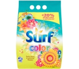 Surf Color Fruity Fiesta & Summer Flowers washing powder for colored laundry 60 doses of 3.9 kg