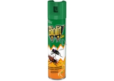 Biolit Uni against flying and crawling insects with the smell of orange spray 400 ml