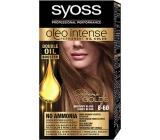 Syoss Oleo Intense Color barva na vlasy bez amoniaku 8-60 Medově plavý
