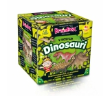 Albi In a nutshell! Dinosaurs 2nd Edition A 10-minute memory and knowledge practice game for kids