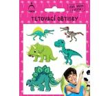 Tattoo decals for children 2541 - dinosaurs 01