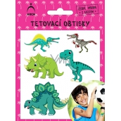 Tattoo decals for children 2541 - dinosaurs 01
