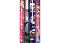 Disney Princess Christmas wrapping paper for children light pink Snow Maiden 2 mx 70 cm
