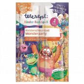 Tetesept Monsters bath salt, healthy and colorful crackling 45 g