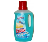 Lavax Color Care liquid detergent with lanolin for colored laundry 1 l