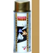 Schuller Eh klar Prisma Color Metallic Effect Spray akrylový sprej 91043 Metalická zlatá 400 ml