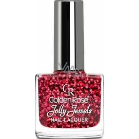 Golden Rose Jolly Jewels Nail Lacquer nail polish 116 10.8 ml