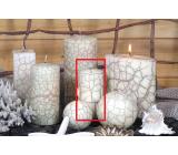 Lima Nevada ivory candle cylinder 50 x 100 mm 1 piece