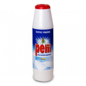 Pem for bathroom cleanliness cleaning powder with disinfectant additive 500 g