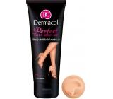 Dermacol Perfect Waterproof Beautifying Body Makeup Pale Shade 100 ml