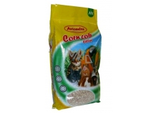 Avicentra Corn litter suitable for cats, rodents, exotic birds and other animals 10 l