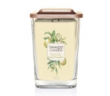 Yankee Candle Citrus Grove - Citrus Grove soy scented candle Elevation large glass 2 wicks 552 g