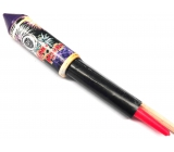 King Power rocket pyrotechnics medium CE2 1 piece II. Class of danger sold from 18 years!