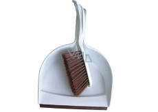Clanax Brush with scoop set Brown 3110