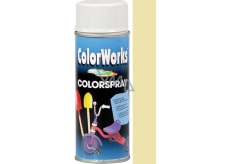 Color Works Colorspray 918502 ivory alkyd varnish 400 ml