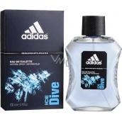 Adidas Ice Dive EdT 100 ml men's eau de toilette