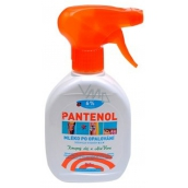 Mika Panthenol 6% milk after sunbathing 300 ml spray