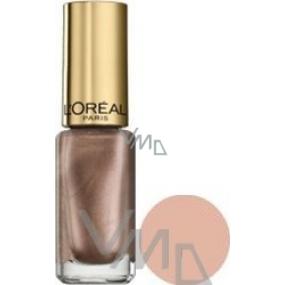 Loreal Paris Color Riche Le Vernis nail polish 106 Versailles Gold 5 ml