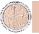 Catrice All Matt Plus Shine Control Powder pudr 010 Transparent 10 g