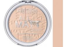 Catrice All Matt Plus Shine Control Powder Powder 010 Transparent 10 g