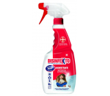 Disinfection Disinfection against bacteria and fungi liquid disinfectant and cleaning agent with a fresh scent 500 ml spray